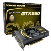 EVGA GeForce GTX 560