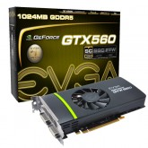 EVGA GeForce GTX 560 Superclocked