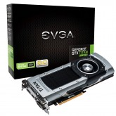 EVGA GeForce GTX TITAN BLACK Superclocked