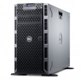 Power Edge T620 tower server      Intel® Xeon® E5-2620 processor, 16GB memory, two 500GB hard drives, and redundant power supplies to minimize risk of downtime.