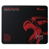 White-Ra limited gaming mouse pad