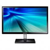 "Samsung Simple LED 27"" Monitor with Crystal Neck Finish"