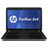 HP Pavilion dv4t-4200 Entertainment Notebook PC